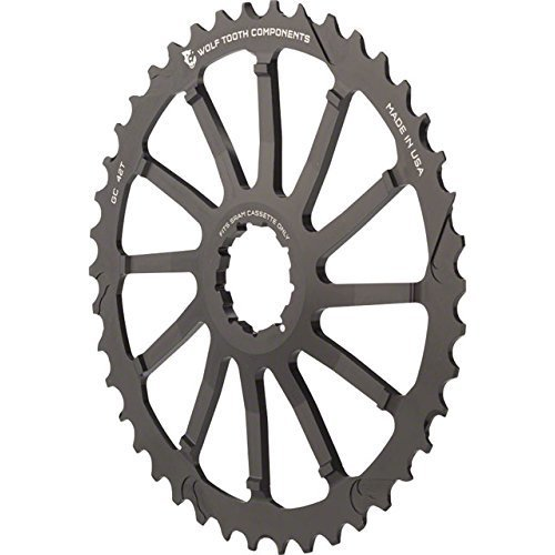 Wolf Tooth Components Giant Cog For Sram Black 42T