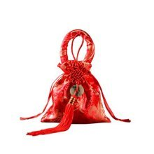 Chinese Style Wedding Favor Gift Bags Beautiful Candy Bags 20 pieces