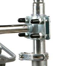 Distancer For Saddlebar (to Go With 1287 Biker De-luxe Set) - Holder Trixie -  holder trixie bike deluxe bikerset distancer saddle bar item 1287