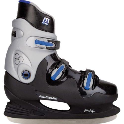Nijdam Ice Hockey Skates Size 40 0089-ZZB-40