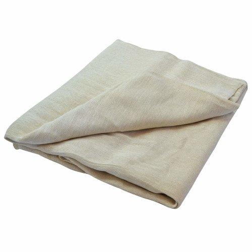 Faithfull DSCT129 Dust Sheet Cotton Twill 12ft x 9ft