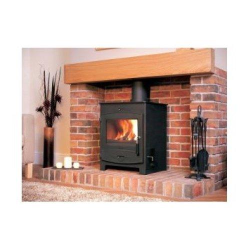 Designer Fire - Flavel Central Heating CV15 Multifuel Stove