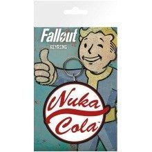 Fallout 4 Nuka Cola Keyring