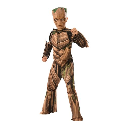 Kids Official Deluxe Infinity War Groot Costume