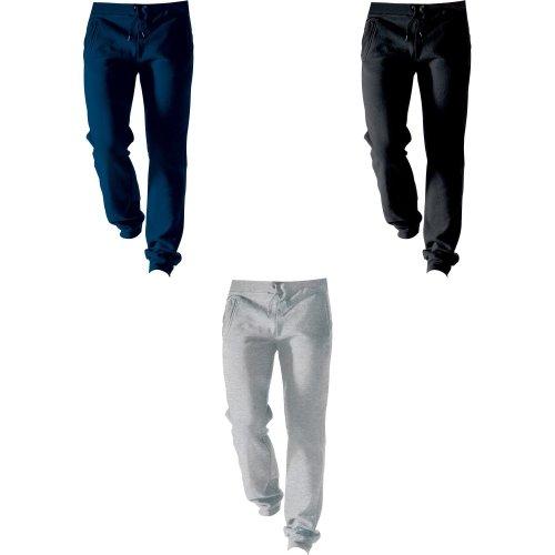 Kariban Mens Plain Casual Jogging Bottoms/Sweat Pants