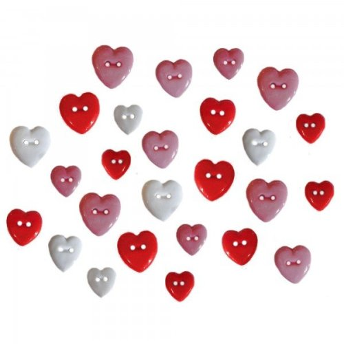 Dress it up Buttons, valentines, heartbreaker, Scrapbooking,  craft