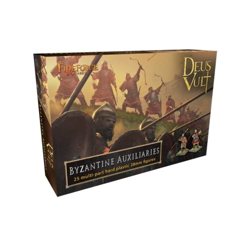 Fireforge Games 28mm Byzantine Auxiliaries