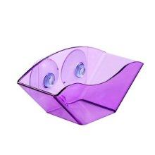 Set of 4 Practical/Useful/High-quality Dishwashing Sponge Holder, Random Color