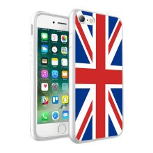 i-Tronixs - British Union Jack Flag Design Printed Case Skin Cover - 001