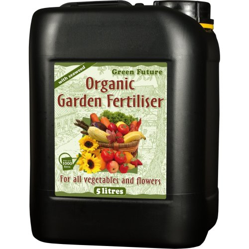 Green Future Organic Garden Fertiliser 5 Litre