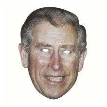 Prince Charles Celebrity Face Mask