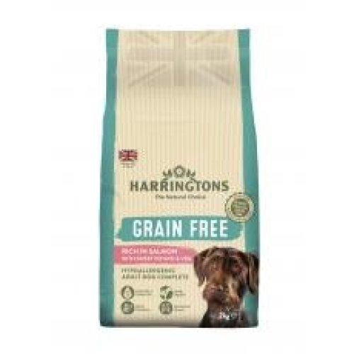 Harringtons Grain Free Salmon & Sweet Potato 2kg