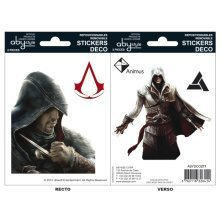 Assassin's Creed - Ezio and Altair - Stickers