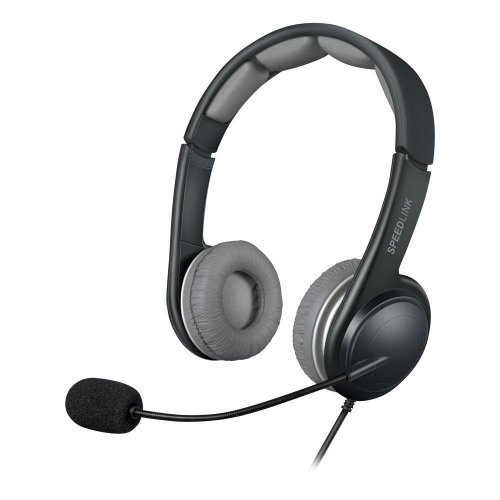 Speedlink Sonid Usb Stereo Headset with Microphone Black/Grey