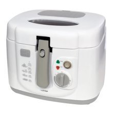Lloytron Family Deep Fryer, 2.5 Litre, White (E6612WH)