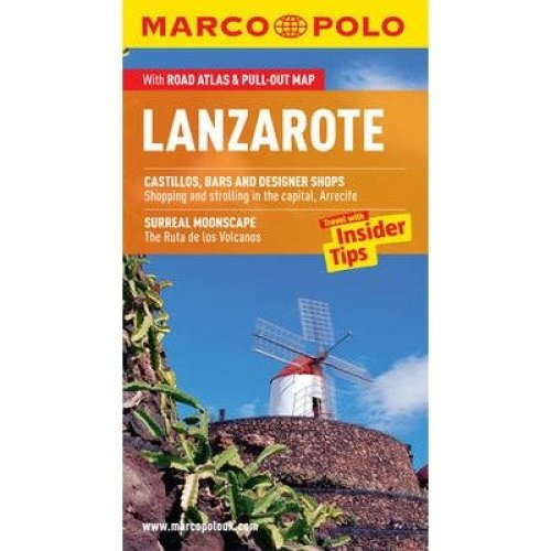 Lanzarote Marco Polo Pocket Guide