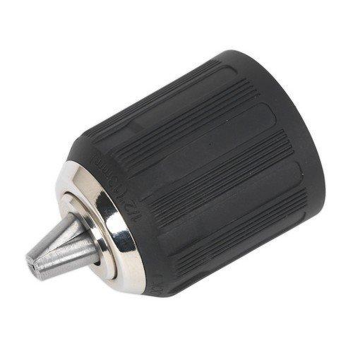 "Sealey DC005 Drill Chuck Keyless Single Sleeve 13mm 1/2""-20UNF"