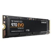 Samsung 1TB 970 EVO NVMe SSD, M.2 PCIe, V-NAND, R/W 3400/2500 MB/s