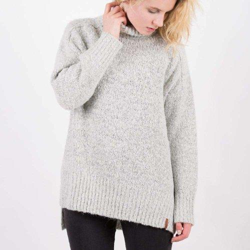 Passenger Wild cherry ladies knitted sweater