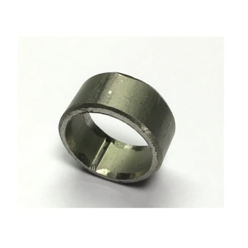 Non threaded spacer / washer 6.8 mm ID 10 mm length - T316 Stainless Steel