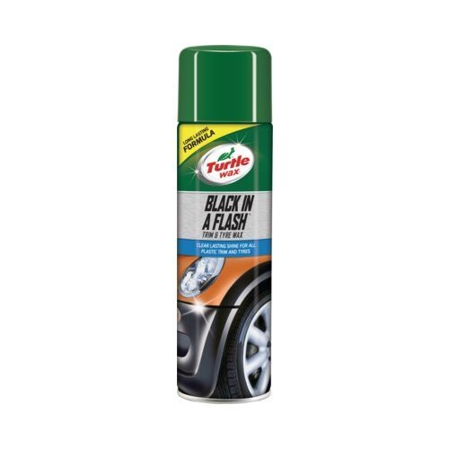 Turtle Wax Green Line Black In A Flash