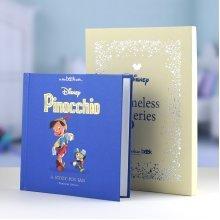 PERSONALISED Disney Pinocchio Story Book