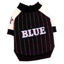 Pet Clothes Little Dogs Clothing Fashion Special Clothing Sweater [Navy]