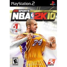 NBA 2K10 for Sony PS2