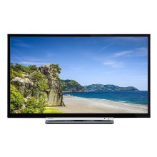 Toshiba 32D3753DB 32 Inch SMART HD Ready LED TV DVD Combi Freeview Play Black