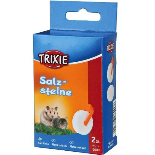 Trixie Small Animal Hamster Salt Lick 2pcs