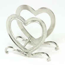 Napkin Holder with Heart