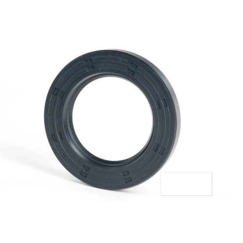 5x10x4mm Oil Seal Nitrile R21 Single Lip Springless 20 Pack