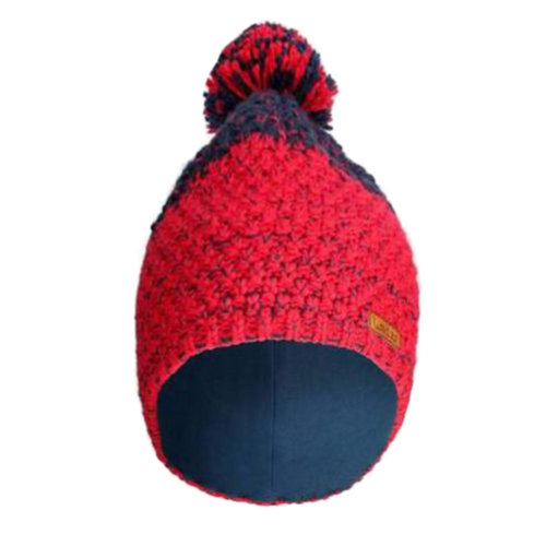 ec4ed8d1d3e94 Outdoors Winter Knit Skiing Cap Keep Warm Knitting Wool Cap Soft Snow Hat  Red on OnBuy