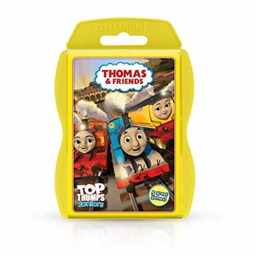 Top Trumps Thomas and Friends Activity Pack Card Game
