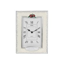 Celebration Ruby 40th Anniversary Clock by Shudehill giftware