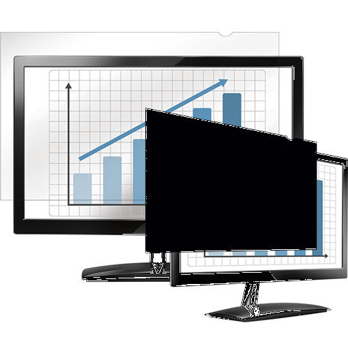 Fellowes 4816901 24  Monitor Frameless display privacy filter