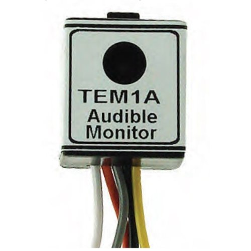 Relay - Professional Audible Sensor / Buzzer 12v (tem1a) Dp - Sensor Mp3870 -  audible 12v professional sensorbuzzer mp3870 maypole new