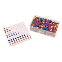 Peg Board with 1000 Pegs