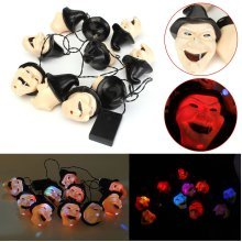 10LED Halloween Witch String Light Lamp Set