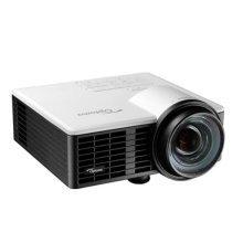 Optoma ML750ST 800ANSI lumens DLP WXGA (1280x720) 3D Portable projector Black