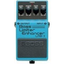 Boss LMB-3 Bass Limiter Enhancer Compact Effects Pedal