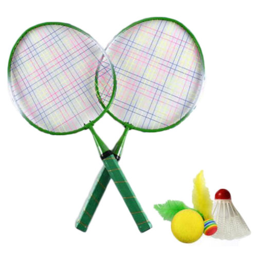 Great Kids Badminton Racquet Tennis Rackets Outdoor Sport Toys -A8