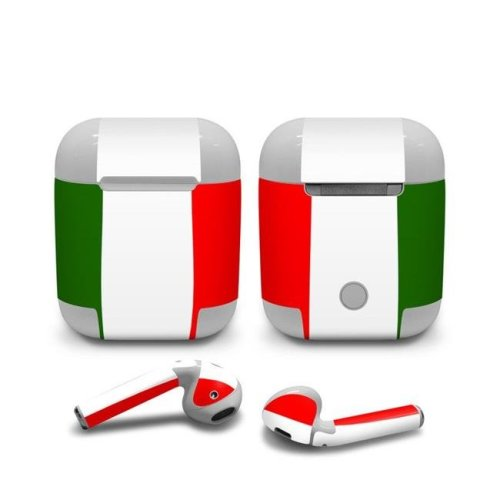 DecalGirl AAP-ITALY Apple AirPods Skin - Italian Flag