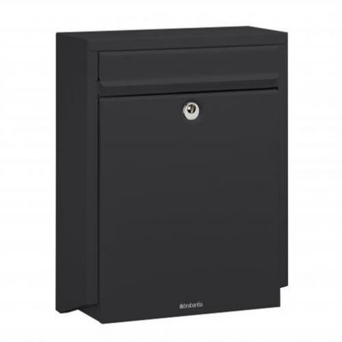 Brabantia B100 Post Box - Black