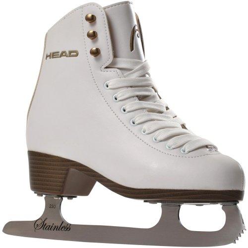 HEAD Donna Children's Ice Figure Skates White white Size:40