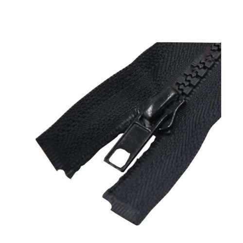 Set of 2 Durable Coat/Jacket Zippers Sewing Supply for Women/Men