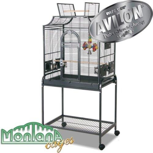 Montana Elegant Bird Cage on Stand Indoor