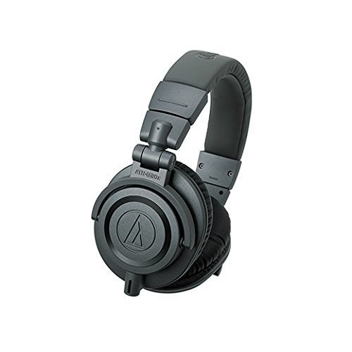 Audio-Technica ATH-M50X Studio Monitor Professional Headphones - Matte Grey