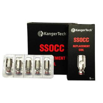 KangerTech Coil (SSOCC) 0.5? 5pk