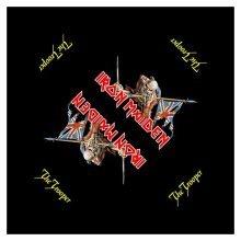 Iron Maiden The Trooper Bandanas/ Biker Kopftuch -  iron maiden trooper black bandana